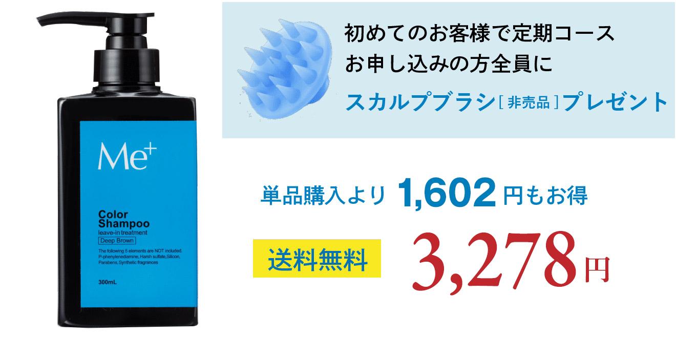 1ヶ月定期コース 2,980円